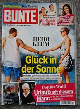 @@ BUNTE 15/13 @@ Heidi Klum - Glück in der Sonne @@