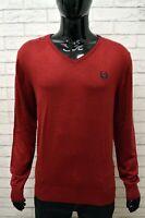 Maglione Uomo GIANMARCO VENTURI GMV Taglia XL Maglia Pullover Sweater Man Cotone