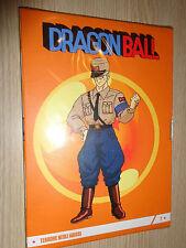 DVD N °7 DRAGONBALL DRAGON BALL DEN TERROR IN ABGRUND GAZZETTA KURIER