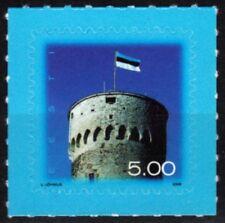 ESTONIA 2005 Definitive: Flag on Tower. 5.00 EEK, Mint 45% FV