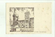 138651 rovigo torre dell' orologio vecchia cartolina