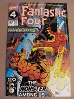 Fantastic Four #357 Marvel Comics 1961 Series 9.2 Near Mint-