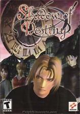 SHADOW OF DESTINY Memories Adventure PC Game NEW in BOX