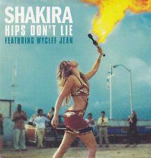 CD SP 2T SHAKIRA *HIPS DON'T LIE*