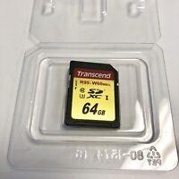 Transcend R95 64GB SD Card
