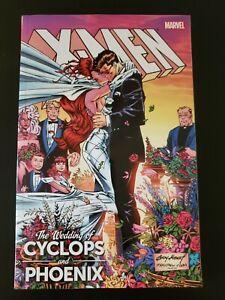 X-Men Wedding of Cyclops and Phoenix Paperback TPB/Graphic Novel 2012