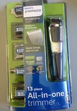 Philips Norelco Multigroom 3000 Trimmer, Nose, Ears, Beard, Hair Clipper