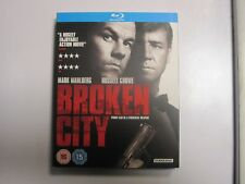 Broken City - Sealed NEW Blu-ray - Mark Wahlberg