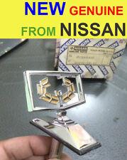 Datsun Nissan Laurel C31 200L 240L Hood Emblem Badge NOS NEW