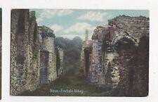 Nave, Finchdale Abbey Postcard, A855