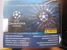 PANINI  UEFA Champion Leagues 2013 / 2014  BOX  50 Stickers Packs  NEW