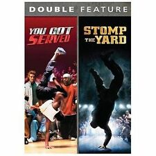 You Got Served / Stomp the Yard (DVD, 2014) - NEW!!