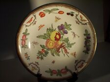 Beautiful Hand Painted Porcelain Charger 14 Inch Diameter