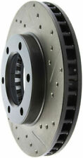 Disc Brake Rotor-4WD Front Left Stoptech 127.68000L