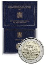 Coffret BU 2 euros commémorative Vatican 2014