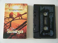 BLUR STEREOTYPES CASSETTE TAPE SINGLE FOOD EMI UK 1996
