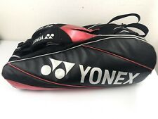 Yonex Pro Series Blue 9 Pack Bag Large Tennis Racket Racquet Case Backpack Big