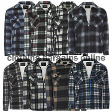 Unbranded Men's Cotton Blend Long Sleeve Collared Casual Shirts & Tops