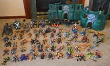Masters of the Universe 200x complete figures vehicles lot He-Man set part 2002