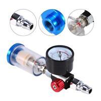 Mini Compressore D'aria Pressione Regolatore Filtro Oil Acqua Separatore 0-10Bar
