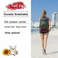 Pet Puppy Dog Cat Carrier Comfort Travel Tote Shoulder Bag Sling Backpack BT