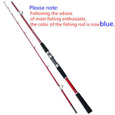ARTCASTING Trolling Fishing Boat Rod 2 Sections Saltwater Sea Fishing Rod