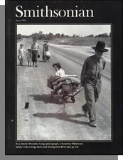 Smithsonian - 1989, June - Dust Bowl, Benjamin West, Emotions & Health, Otters