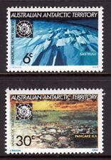 AAT 1971 Antarctic Treaty - 10th anniversary