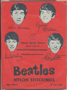 The Beatles - 1965 [Holland] - Nylon Stockings