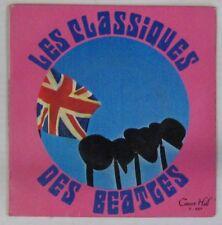 Interprètes Beatles 45 tours Léo Chauliac