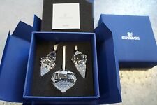 Swarovski 5223618 Christmas Ornaments (Set of 3) Authentic, New