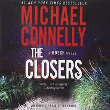 Michael CONNELLY / (Harry Bosch: Book 11) The CLOSERS [ Audiobook ]