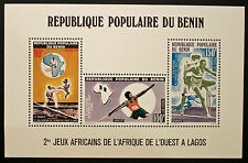Timbre BENIN Stamp - Yvert et Tellier Bloc n°24 nsg (Y5)