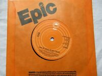 TED TAKE ME BACK TO HOLLYWOOD / BACK IN THE BUSINESS epic 6976 NEAR MINT