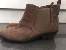 Oog Women's Brown Boots Size 5