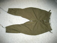 .Russia Red Army Officer's Pants M43 Breeches,ww2
