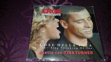 Eros Ramazzotti / Cose Della Vita - duetto con Tina Turner - Maxi CD