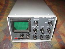 Yaesu YO-101 Monitor Scope Ham Radio FT-101E Oscilloscope Powers Up YO101