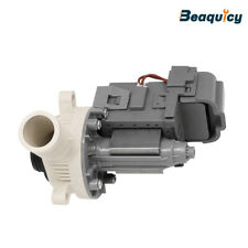 W10276397 Washer Drain Pump Assembly for Whirlpool Washing Machines by Beaquicy