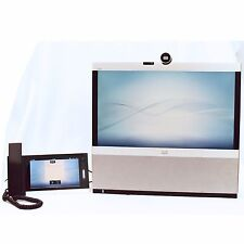 "Cisco TelePresence EX60 CTS-EX60-K9 with CTS-CTRL-DV8 8"" Touch Panel"