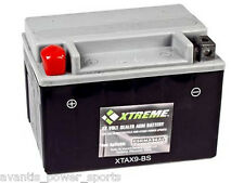 BATTERY Xtreme XTAX9-BS Fresh Activated 1 Yr exch Warr.