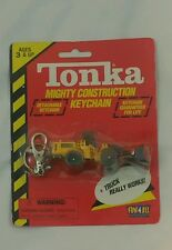 NEW Tonka Mighty Construction Detachable Keychain Loader Truck Toy by FUN 4 ALL