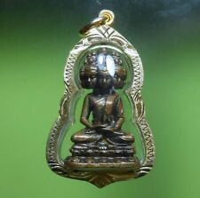 PERFECT 9th FACES BUDDHA AMULET PENDENT VERY RARE !!!