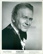 1972 Portrait of Comedian Red Buttons Original News Service Photo