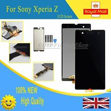 for Sony Xperia Z Lt36i Lt36h C6602 C6603 LCD Touch Screen Display Digitizer UK