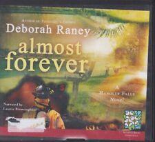 ALMOST FOREVER by DEBORAH RANEY ~UNABRIDGED CD AUDIOBOOK