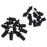 10 Pairs ball and socket type speaker grill peg kit plastic screws speaker  RAS