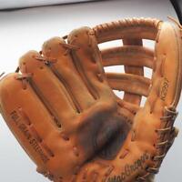 """MacGregor Big Mac K2997 Baseball Glove Mitt Left Hand Throw 12"""" Steer Hide"""