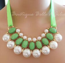 Modeschmuck-Ketten aus Perlen