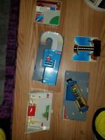 Vintage Galoob Micro Machines Playset Parts Lot